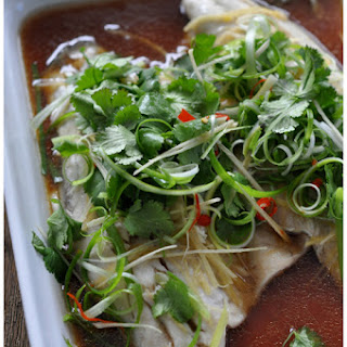 Chinese Fish Fillet Sauce Recipes