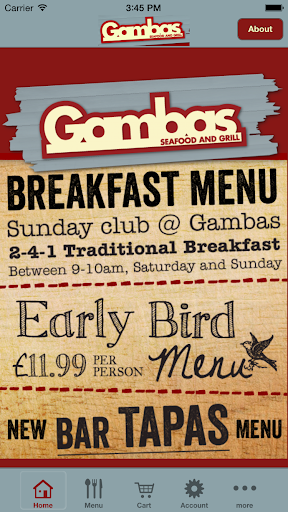 Gambas Restaurant and Bar