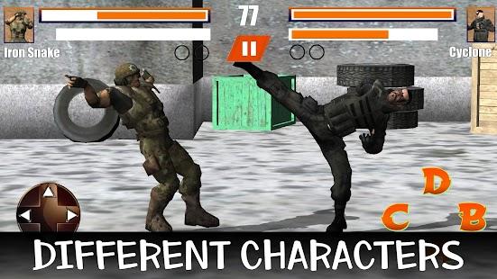 Army Karate Fighting 3D - Ninja Kung Fu Master - náhled