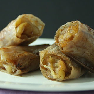 Baked Rice Paper Rolls Recipes.