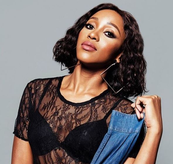 Fitness trainer Sbahle Mpisane was involved in a horrific car crash on Thursday morning.