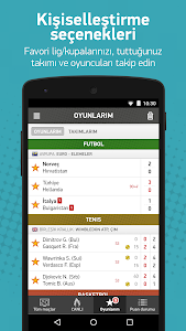 FlashScore Türkiye screenshot 3