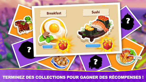 Code Triche Jeux culinaires Chef Toquu00e9/Cooking Frenzy: Madness APK MOD screenshots 4