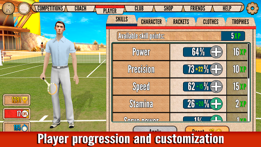 World of Tennis: Roaring u201920s u2014 online sports game 4.8.2 screenshots 3