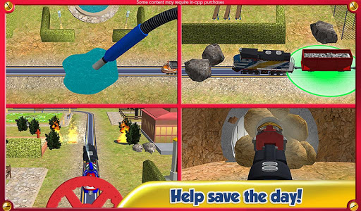 Chuggington Ready to Build screenshot 1