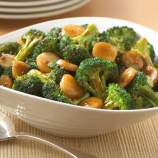 Asian Broccoli Stir-Fry