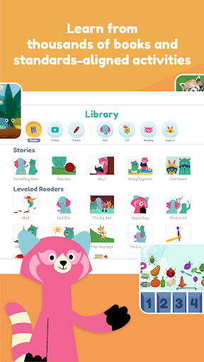 Khan Academy Kids: Free educational games & books screenshot 3