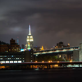 The Empire State Building by Stephen Majchrzak - Buildings & Architecture Architectural Detail