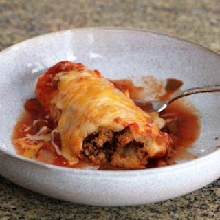 Ground Turkey Burritos With Refried Beans