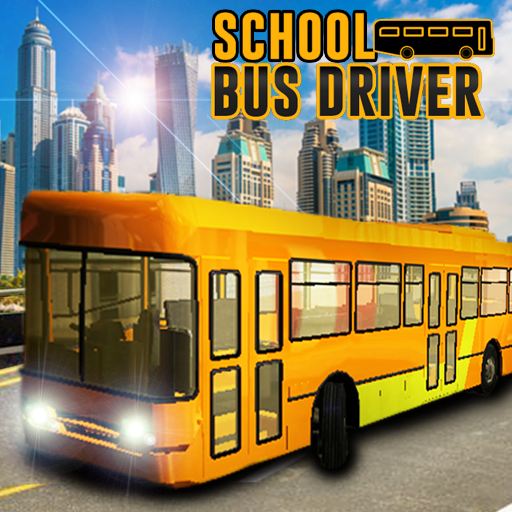 Bus Driver 3D Simulation 2017 : School Bus