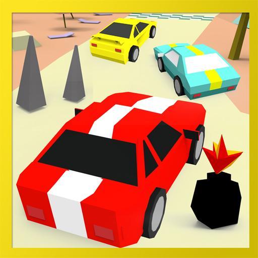 Crazy cars racing