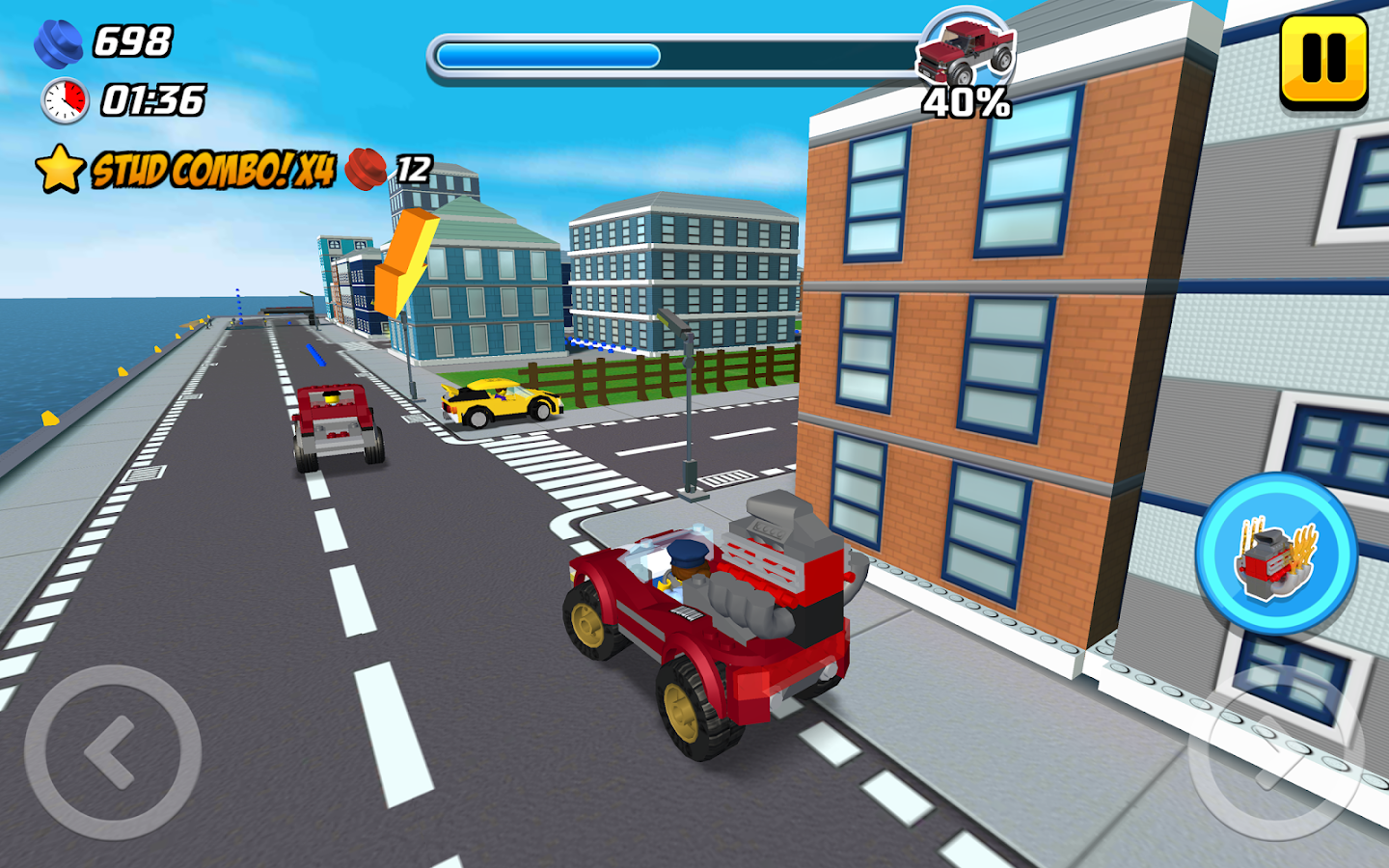 LEGO® City build, chase, cars and fun- screenshot