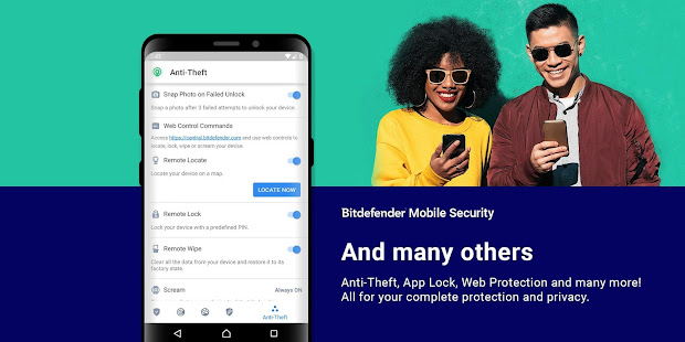 App Bitdefender Mobile Security & Antivirus APK for Windows Phone