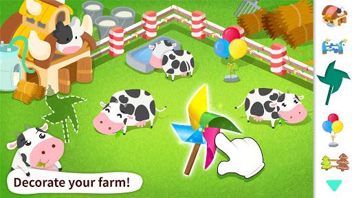 Little Panda's Farm Story apktram screenshots 5