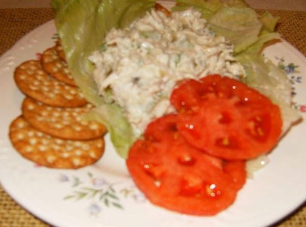 Judy's Simple Tuna Salad Recipe
