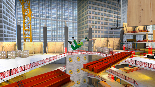 Parkour Simulator 3D Apk Download For Android and Iphone 5