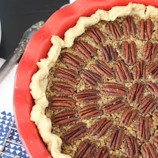 Kahlua Pecan Pie.