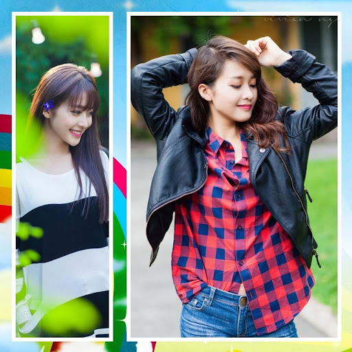 Colorful Grid Photo Collage  screenshots 11