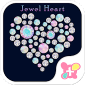 Cute Theme-Jewel Heart-
