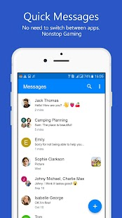 Messenger Faster : Fast Send SMS, Call Any time