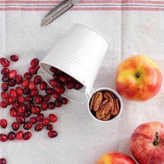 The Best Laid Plans (Cranberry Apple Tarte Tatin)