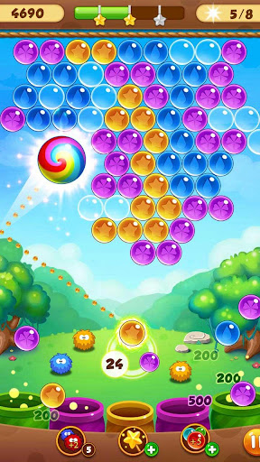 玩免費解謎APP|下載Panda Bubble app不用錢|硬是要APP