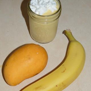 Banana Mango Smoothie Recipe