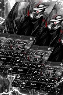 Really Fancy Keyboard Theme - náhled