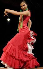 Photo: kursy tańca: flamenco ; wykładowca Kamila Olesińska
