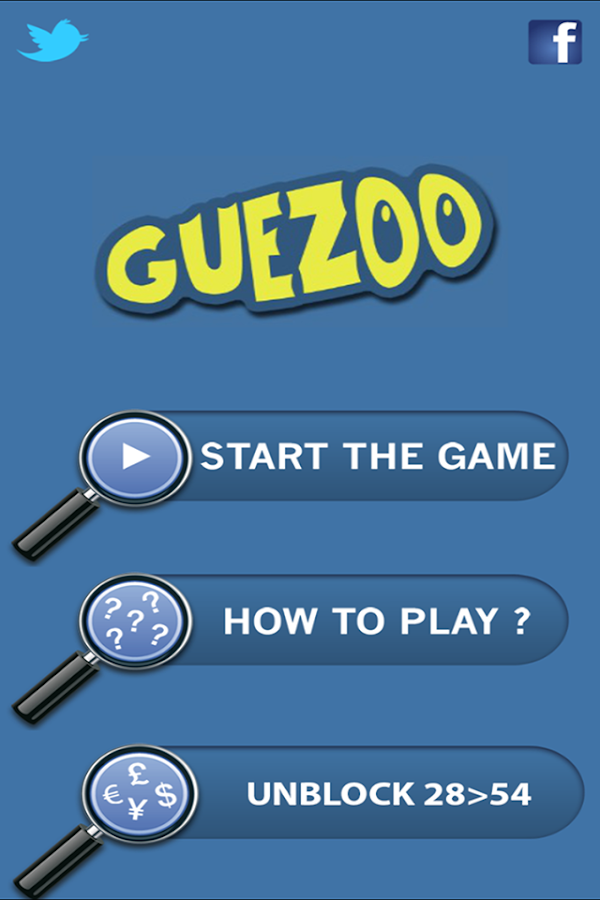 Guezoo- screenshot