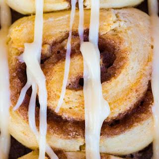 The Best Danish, Pastry and Cinnamon Roll Icing Glaze or Frosting Recipe