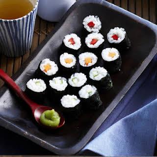 Mini Sushi Rolls.