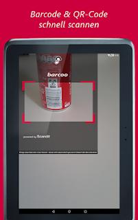 barcoo QR Code Barcode Scanner screenshot 07
