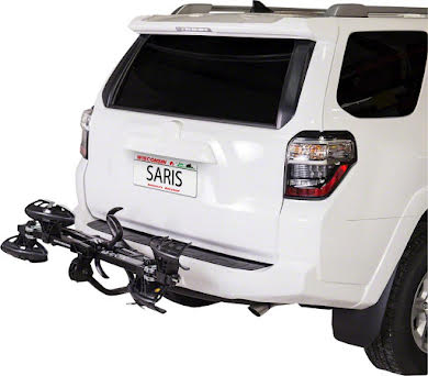 Saris SuperClamp EX Hitch Rack: 2 Bike alternate image 0