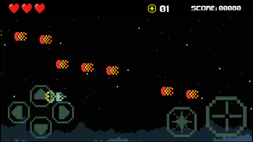 RETRO SPACE 1 screenshots 12