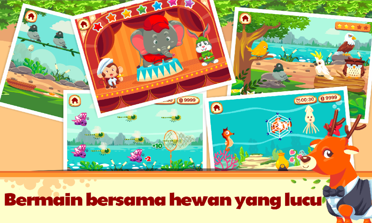 Marbel Dunia Hewan Suara Android Apps On Google Play