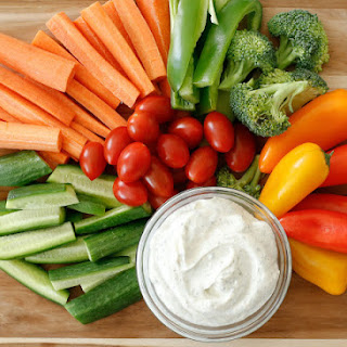 Sour Cream Ranch Dip Recipes.