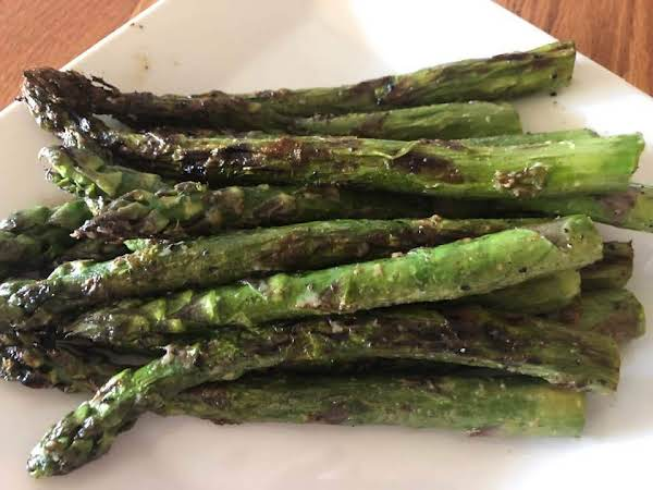 Grilled Miso Butter Asparagus Recipe