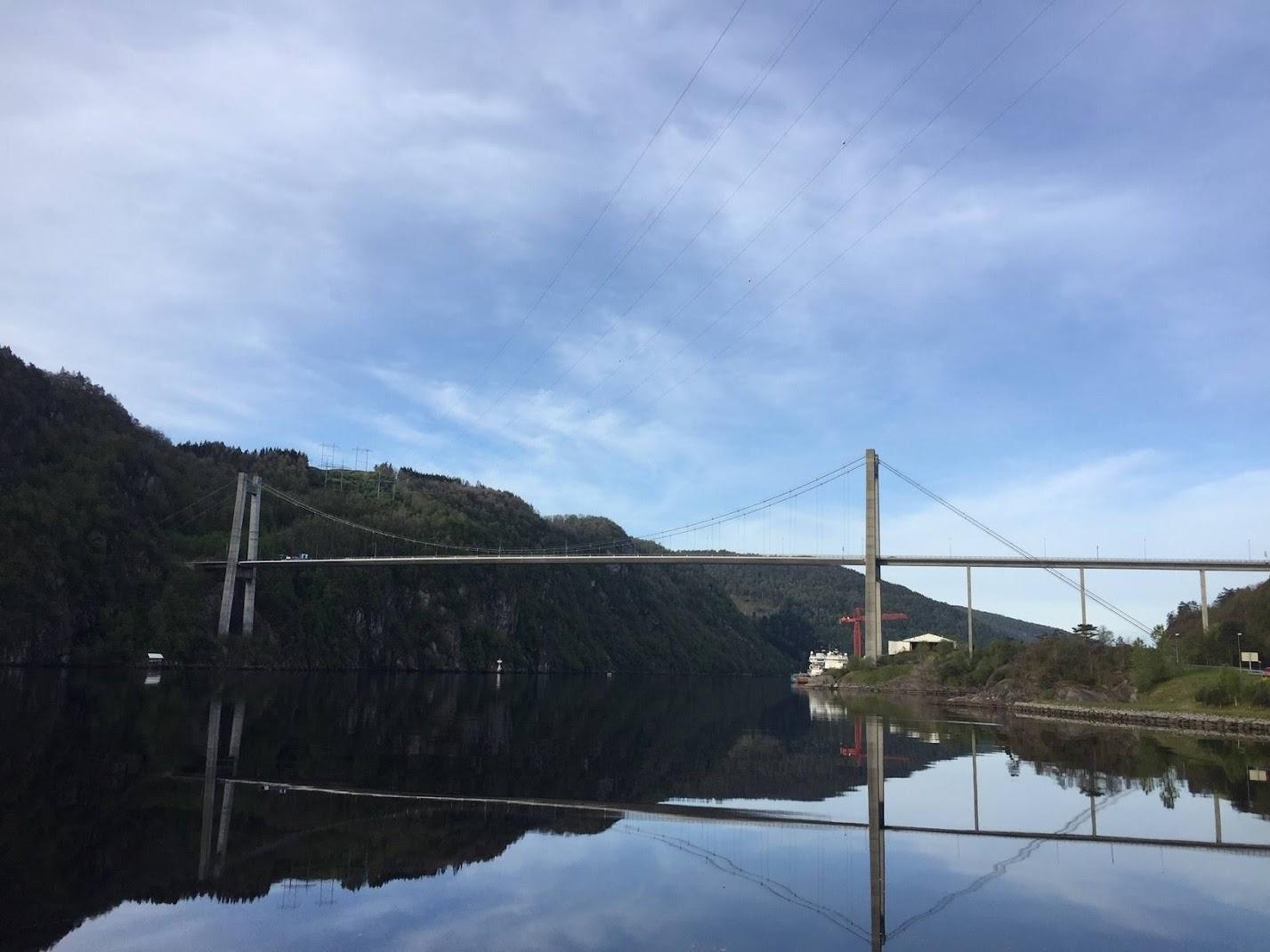 Feda broen