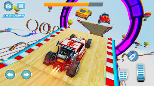 Ramp Stunt Car Racing Games: Car Stunt Games 2019  screenshots 16