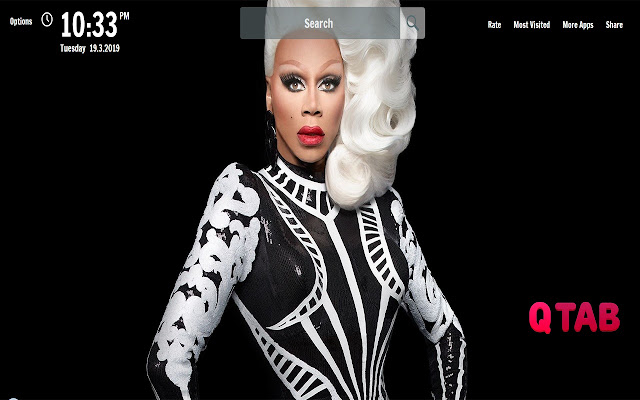 RPDR New Tab Movies Wallpapers