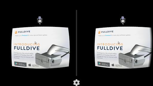 FullDive VR - 3D Browser