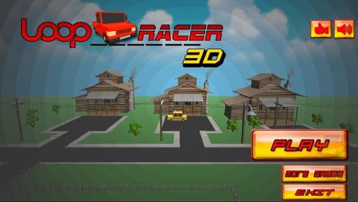 循环赛车3D