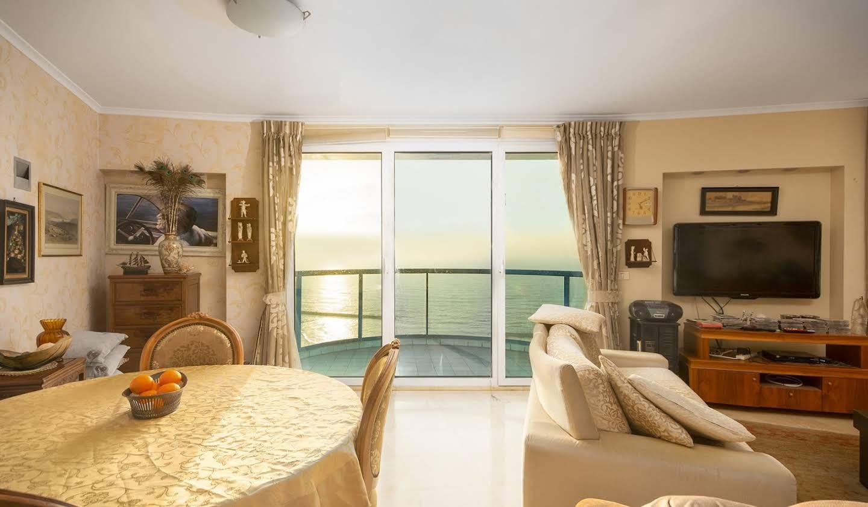 Appartement avec terrasse et piscine Tel-Aviv