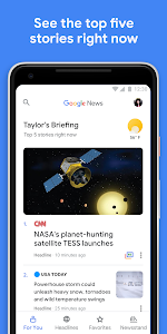 Google News 5.6.0 (newer build)