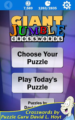 Giant Jumble Crosswords apkdebit screenshots 6