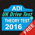 Free ADI Theory Test UK 2016 icon