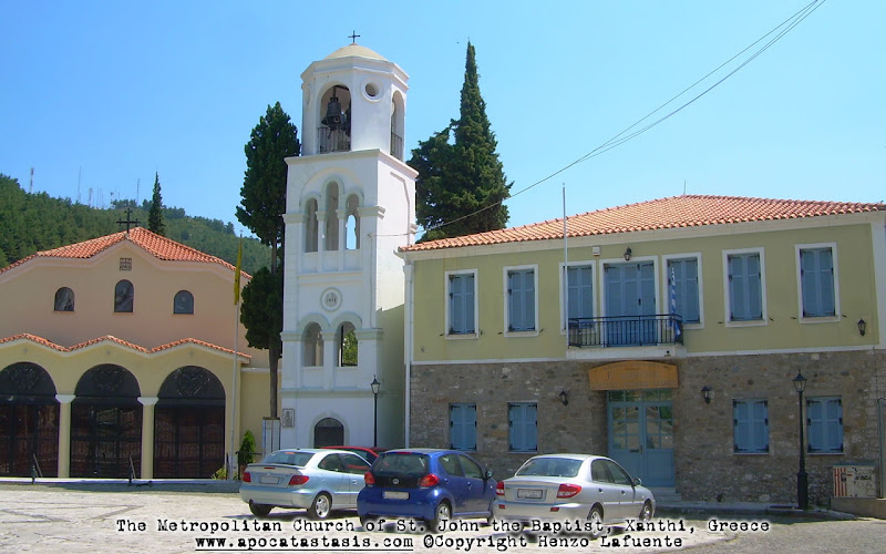 Photo: Iglesia San Juan Bautista, Xanthi