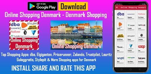 online shopping denmark