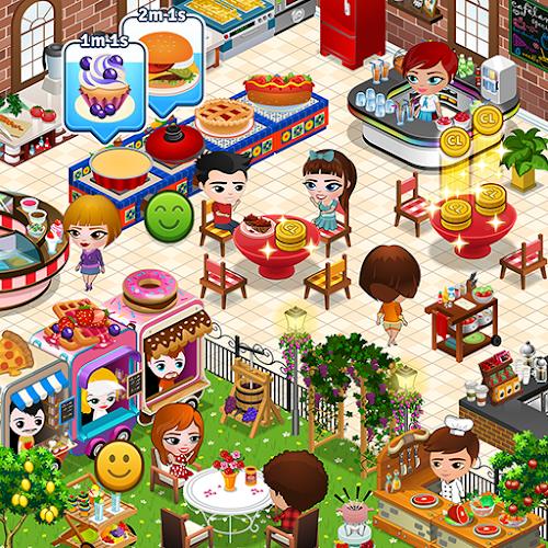 Cafeland - World Kitchen  (Unlimited Money) 2.1.43 mod